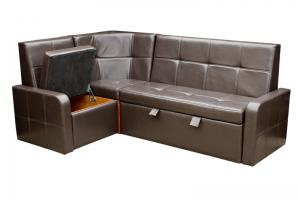 Кухонный диван со спальным местом Комфорт-2 - Мебельная фабрика «Уют»