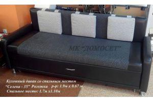 Кухонный диван со спальным местом Селена - 35 - Мебельная фабрика «Домосед»