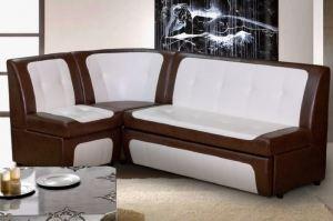 Кухонный диван угловой Люкс - Мебельная фабрика «Мягкий Стиль»