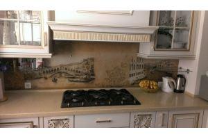 Кухонный фартук 10 - Оптовый поставщик комплектующих «Студия Художественного Стекла и Мебели»