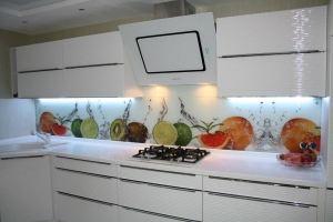 Кухонный фартук 11 - Оптовый поставщик комплектующих «Студия Художественного Стекла и Мебели»