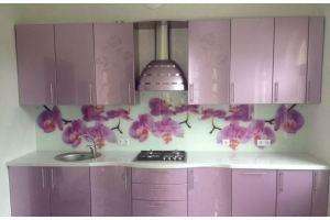 Кухонный фартук 14 - Оптовый поставщик комплектующих «Студия Художественного Стекла и Мебели»