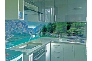 Кухонный фартук 15 - Оптовый поставщик комплектующих «Студия Художественного Стекла и Мебели»