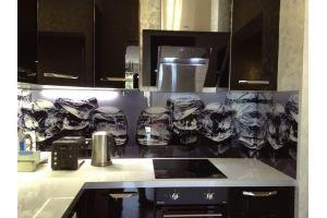 Кухонный фартук 16 - Оптовый поставщик комплектующих «Студия Художественного Стекла и Мебели»