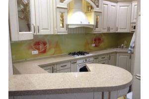 Кухонный фартук 17 - Оптовый поставщик комплектующих «Студия Художественного Стекла и Мебели»
