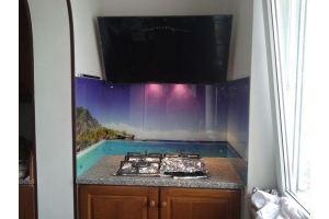 Кухонный фартук 18 - Оптовый поставщик комплектующих «Студия Художественного Стекла и Мебели»