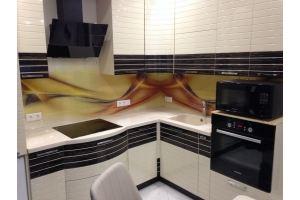 Кухонный фартук 19 - Оптовый поставщик комплектующих «Студия Художественного Стекла и Мебели»