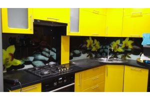 Кухонный фартук 21 - Оптовый поставщик комплектующих «Студия Художественного Стекла и Мебели»