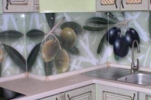 Кухонный фартук 26 - Оптовый поставщик комплектующих «Лотос Юг»