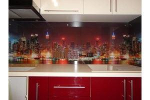 Кухонный фартук 3 - Оптовый поставщик комплектующих «Студия Художественного Стекла и Мебели»