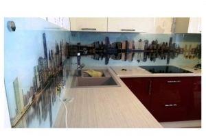Кухонный фартук из стекла 8 - Оптовый поставщик комплектующих «Мир из стекла»