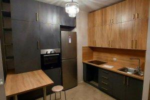 Кухонный гарнитур большой 01 - Мебельная фабрика «Корпус 73»