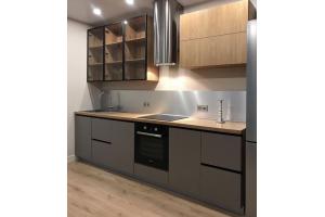 Кухонный гарнитур в стиле лофт 03 - Мебельная фабрика «Корпус 73»