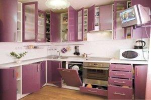 Кухонный гарнитур 04 - Мебельная фабрика «ИЛ МЕБЕЛЬ»