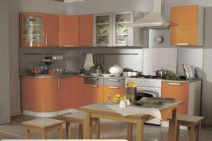 Кухонный гарнитур 05 - Мебельная фабрика «ИЛ МЕБЕЛЬ»