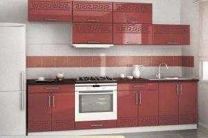 Кухонный гарнитур 09 - Мебельная фабрика «ИЛ МЕБЕЛЬ»