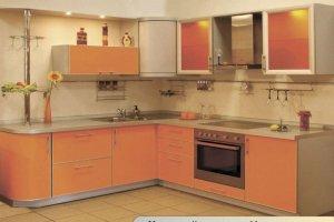 Кухонный гарнитур 11 - Мебельная фабрика «ИЛ МЕБЕЛЬ»