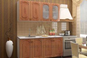 Кухонный гарнитур №2 - Мебельная фабрика «КорпусМебель»