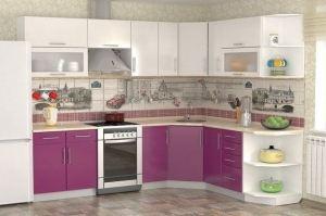 Кухонный гарнитур матовый - Мебельная фабрика «Влад»