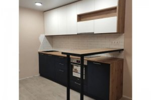 Кухонный гарнитур с барной стойкой - Мебельная фабрика «Мебель Миру»