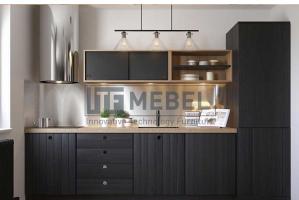 Кухонный гарнитур 2100 - Мебельная фабрика «ITF Mebel»