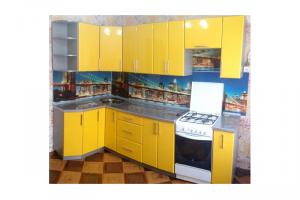 Кухонный гарнитур 3 - Мебельная фабрика «АдмиралЪ»