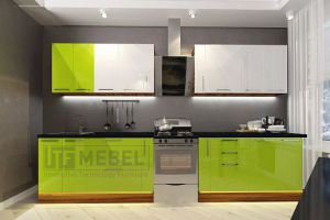 Кухонный гарнитур 3400 - Мебельная фабрика «ITF Mebel»