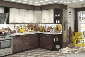 Кухонный гарнитур №6 - Мебельная фабрика «НКМ»