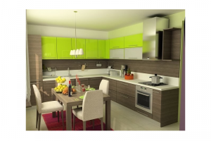 Кухонный гарнитур 6 - Мебельная фабрика «АдмиралЪ»