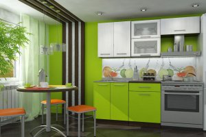 Кухонный гарнитур 7 - Мебельная фабрика «НКМ»