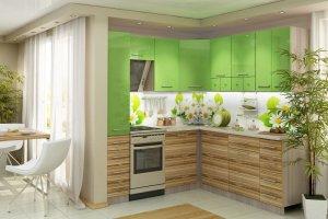 Кухонный гарнитур №7 - Мебельная фабрика «НКМ»
