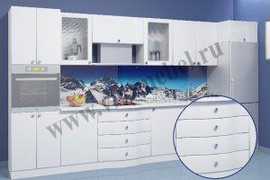 Кухонный гарнитур 8 - Мебельная фабрика «Вита-мебель», г. Кузнецк