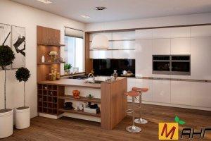 Кухонный гарнитур Аманда  - Мебельная фабрика «Манго»