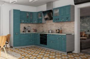 Кухонный гарнитур Ампир МДФ - Мебельная фабрика «Террикон»
