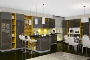 Кухонный гарнитур Анастасия  - Мебельная фабрика «Манго»