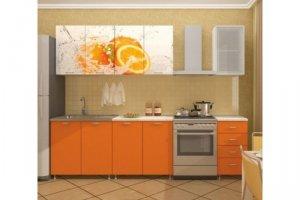 Кухонный гарнитур Апельсин - Мебельная фабрика «Татьяна»