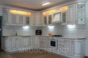 Кухонный гарнитур Августа - Мебельная фабрика «Бастет»