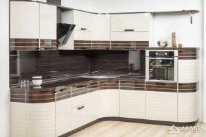 Кухонный гарнитур Барселона Техно-горизонталь - Мебельная фабрика «Дельта плюс»