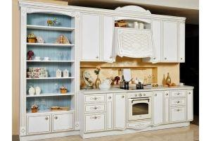 Кухонный гарнитур Белладжио - Мебельная фабрика «Альпина»