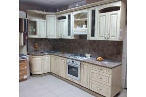 Кухонный гарнитур Белое Золото - Мебельная фабрика «Балтика мебель»