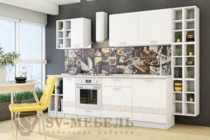 Кухонный гарнитур Джаз ЛДСП - Мебельная фабрика «SV-мебель»