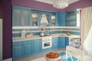 Кухонный гарнитур Джульетта - Мебельная фабрика «Славные кухни (ИП Ларин В.Н.)»