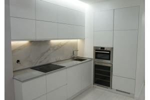 Кухонный гарнитур эмаль матовая - Мебельная фабрика «ПластДекор»