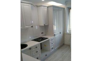 Кухонный гарнитур, фасады эмаль - Мебельная фабрика «КамиАл»