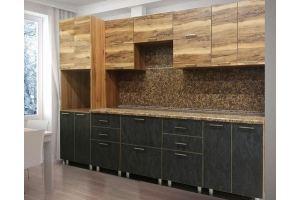 Кухонный гарнитур Фэнтези - Мебельная фабрика «Долес»