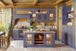 Кухонный гарнитур Флорентина - Мебельная фабрика «ВерноКухни»