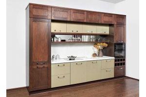 Кухонный гарнитур Фортуна - Мебельная фабрика «Альпина»