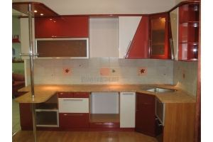 Кухонный гарнитур Free Life - Мебельная фабрика «Фаворит»