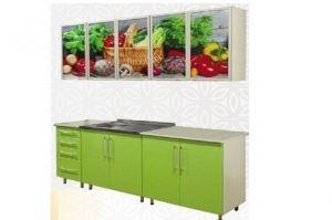 Кухонный гарнитур Фрукты - Мебельная фабрика «Татьяна»
