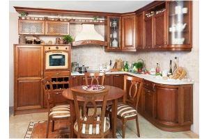 Кухонный гарнитур Грация - Мебельная фабрика «Альпина»